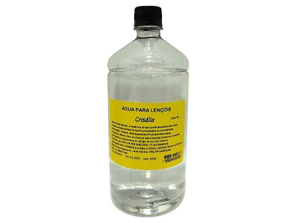 Base para Água para Lençóis 1Litro  - Crisália