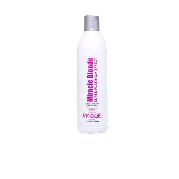 Image Miracle Blonde Máscara Matizadora 500ml