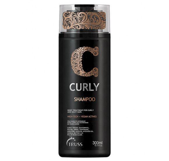 Truss Shampoo Low Poo Curly 300ml