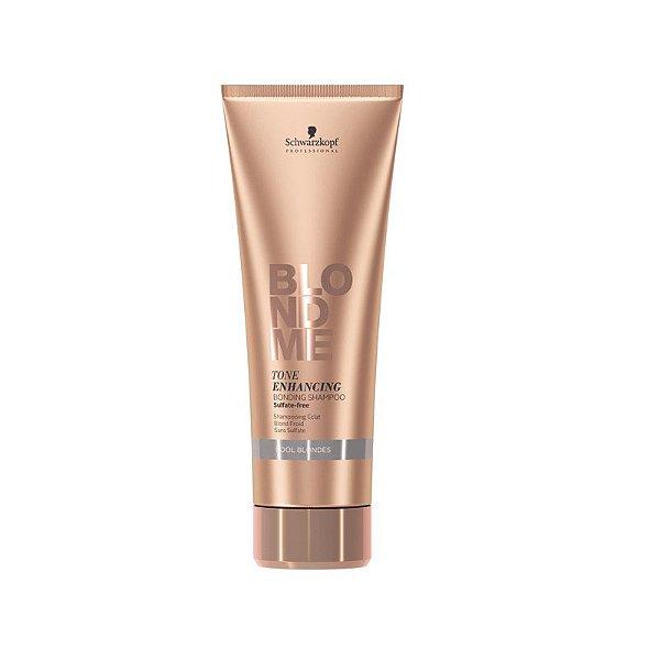 Schwarzkopf  Blondme Cool Blondes Shampoo Desamarelador 250ml