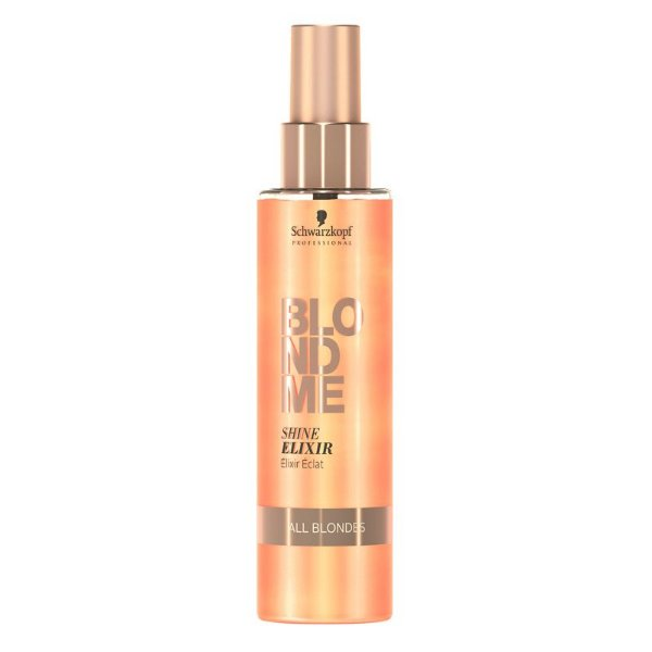 Schwarzkopf Blondme All Blondes Shine Elixir Leave-in Spray de Brilho  150ml