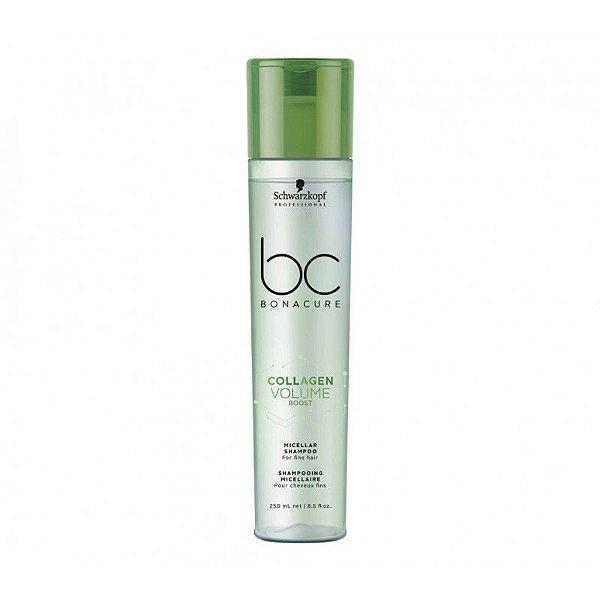 Schwarzkopf Bonacure Collagen Volume Boost Shampoo 250ml
