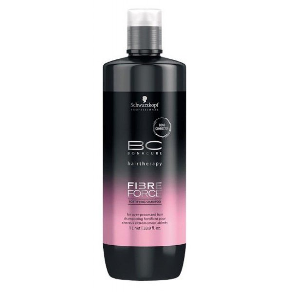 Schwarzkopf Professional Bonacure Fibre Force Fortifying Shampoo 1000ml