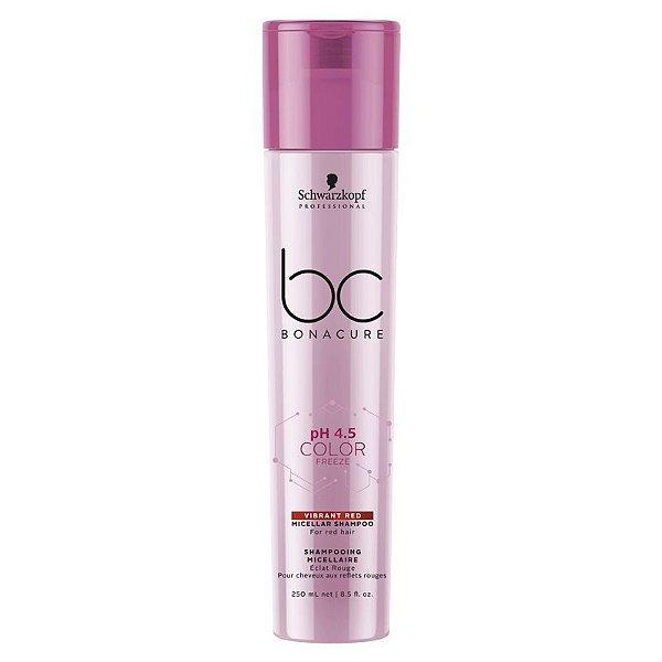 Schwarzkopf Bonacure pH4.5 Color Freeze Shampoo Red 250ml