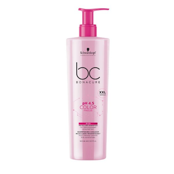Schwarzkopf Bonacure pH4.5 Color Freeze Shampoo Rich 500ml
