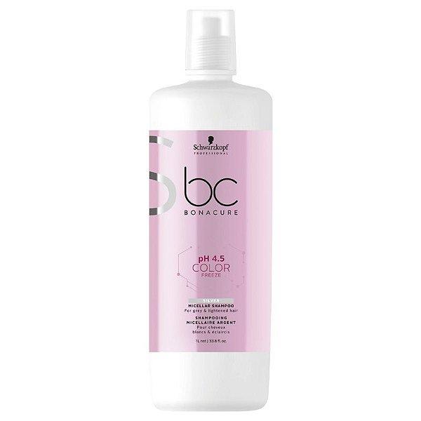 Schwarzkopf Bonacure pH4.5 Color Freeze Shampoo Silver 1000ml