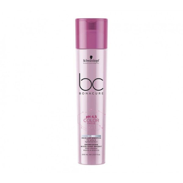 Schwarzkopf Bonacure pH4.5 Color Freeze Shampoo Silver 250ml