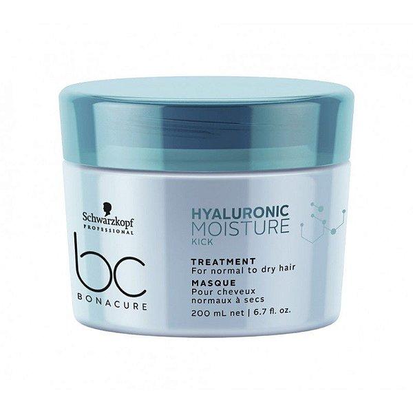 Schwarzkopf Bonacure Hyaluronic Moisture Kick Máscara de Tratamento 200ml