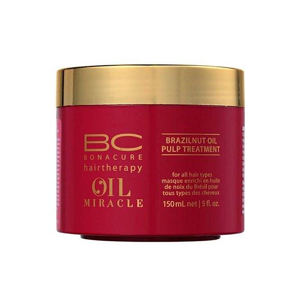 Schwarzkopf Bonacure Oil Miracle BrazilNut Máscara 150ml