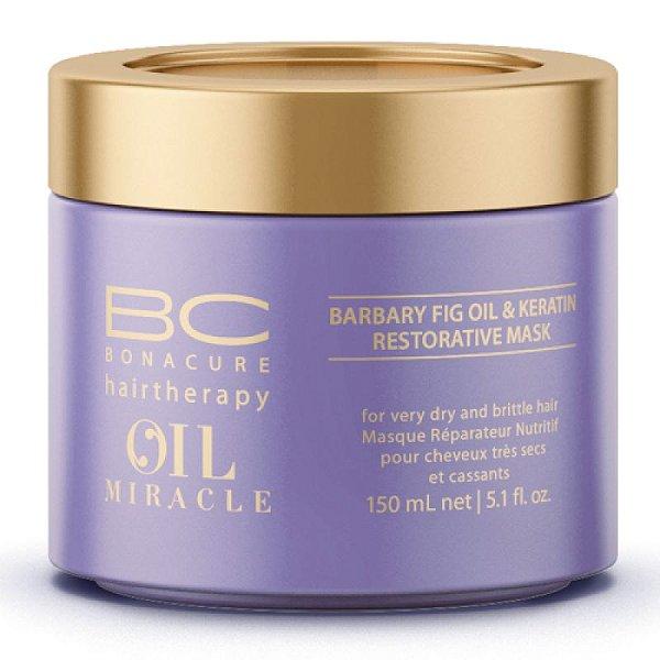 Schwarzkopf Bonacure Oil Miracle Barbary Fig Máscara Restauradora 150ml