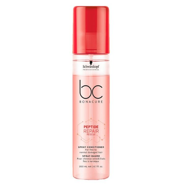 Schwarzkopf Bonacure Repair Rescue Peptide Spray Condicionador 200ml
