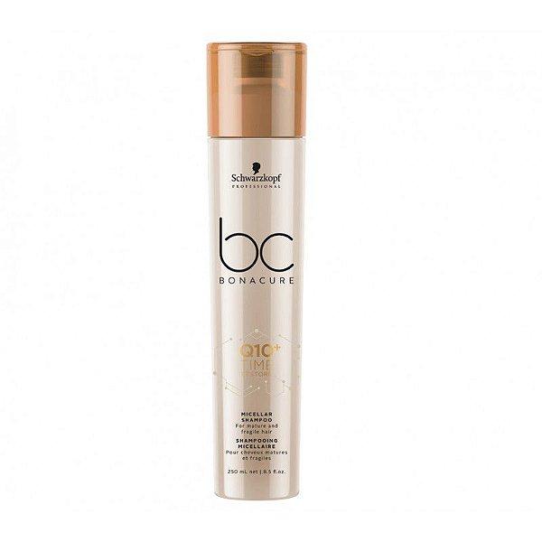 Schwarzkopf Bonacure Q10+ Time Restore Micelar Shampoo 250ml