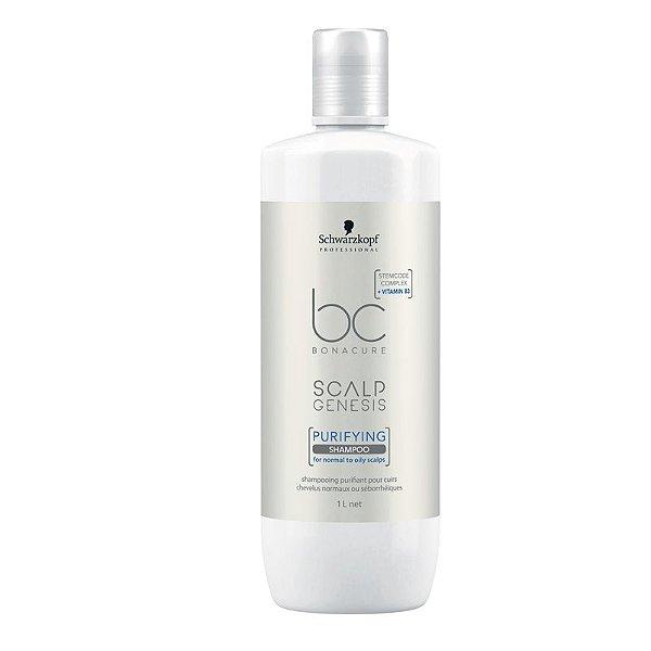 Schwarzkopf Bonacure Scalp Genesis Purificante Shampoo 1000ml