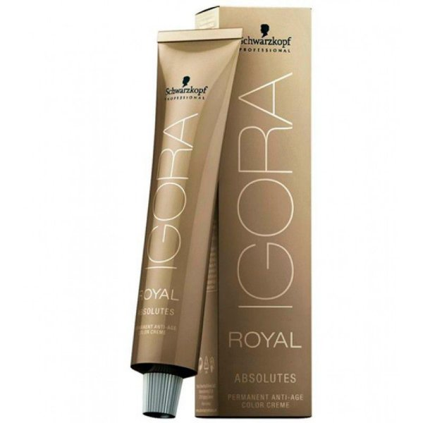 Schwarzkopf Igora Royal Absolutes 9.50 Louro Extra Claro Dourado Natural