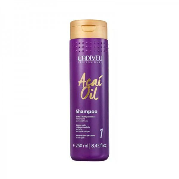 Cadiveu Açaí Oil Shampoo 250 ml