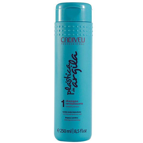 Cadiveu Plástica de Argila Shampoo Revitalizante 250ml