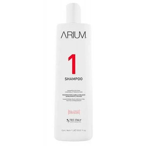 Tec Italy Arium 1 Shampoo 1000ml