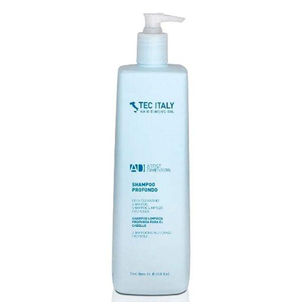 Tec Italy Hair Dimension Shampoo Profondo 1000ml