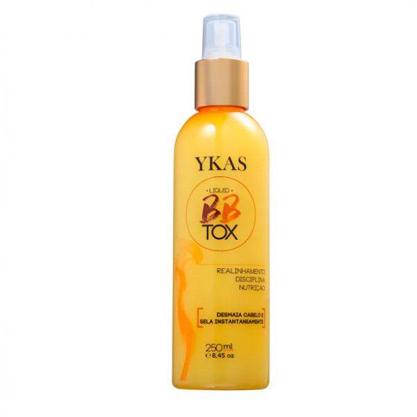 Ykas Bbtox Realinhamento Liquid 250ml