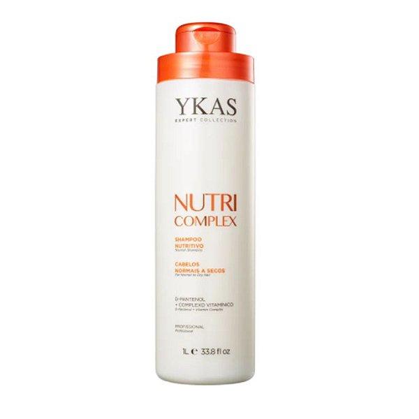 Ykas Nutri Complex Shampoo Nutritivo 1l