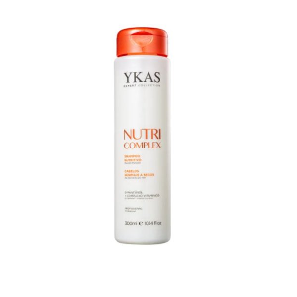 Ykas Nutri Complex Shampoo Nutritivo 300ml