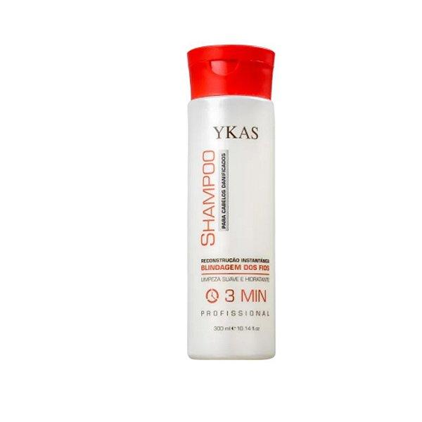 Ykas Shampoo 3 Min 300ml