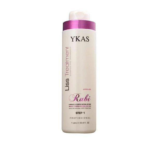 Ykas Shampoo Rubi Step1 1l