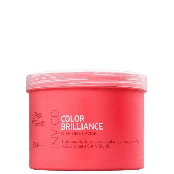 Wella Invigo Color Brilliance Máscara Capilar 500ml