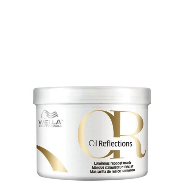 Wella Oil Reflections Máscara Capilar 500ml