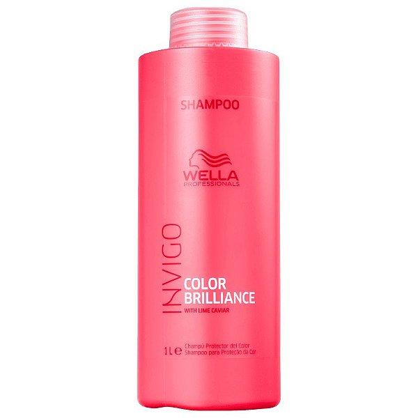 Wella Professionals Brilliance Shampoo 1000ml