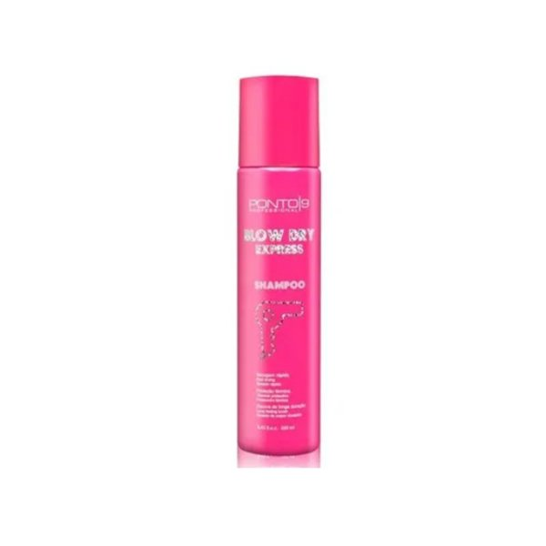 Ponto 9 Blow Dry Express Shampoo 250ml