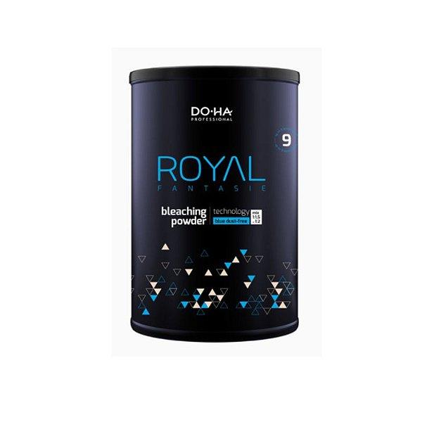 Do.ha Royal Fantasie Pó Descolorante Blue Dust-free (Azul) 500g
