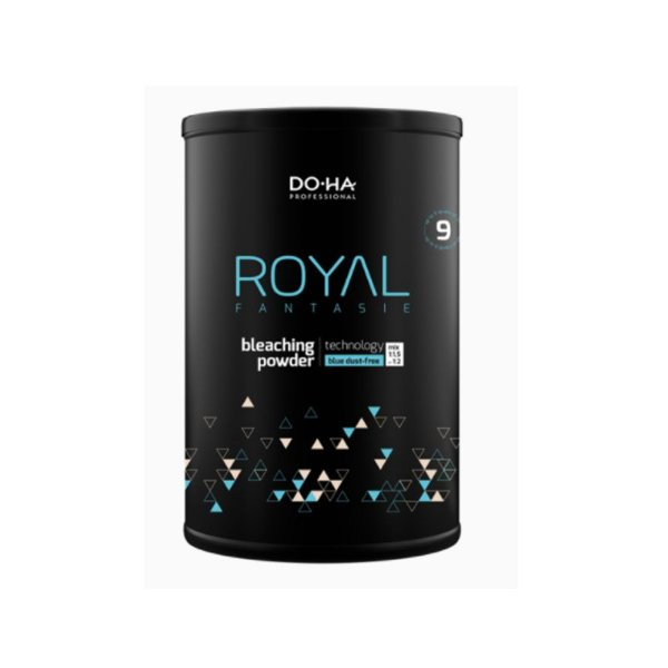 Do.ha Royal Fantasie Pó Descolorante Dust-free (Branco) 500g
