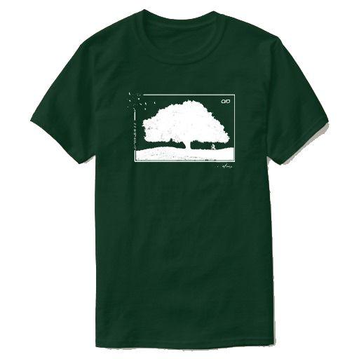 Camiseta Branca Árvore da vida