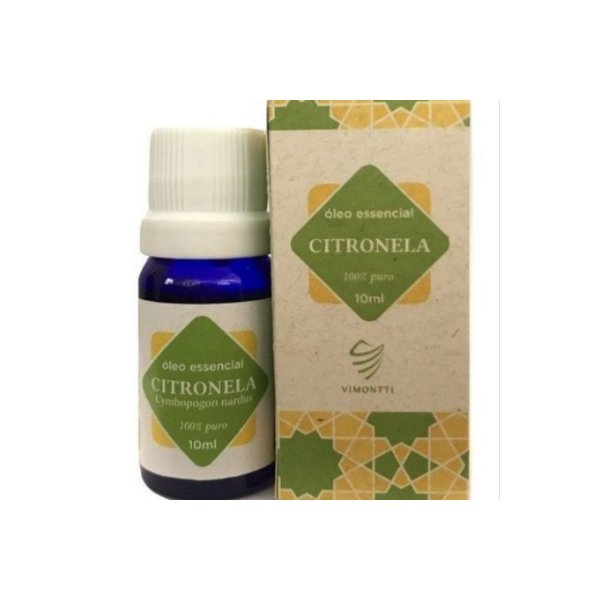 Óleo Essencial de Citronela 10 ml - VIMONTTI