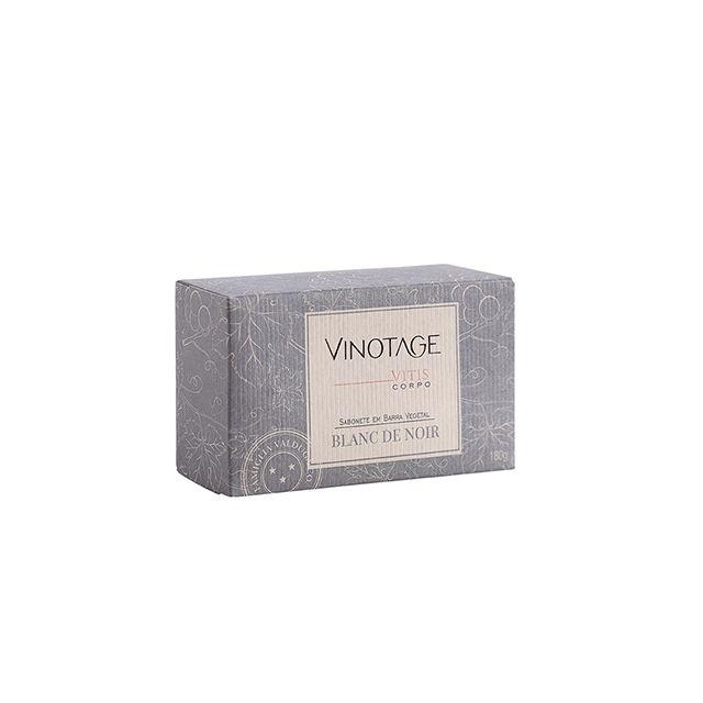 Sabonete em Barra Blanc de Noir Vitis Corpo 180g - VINOTAGE