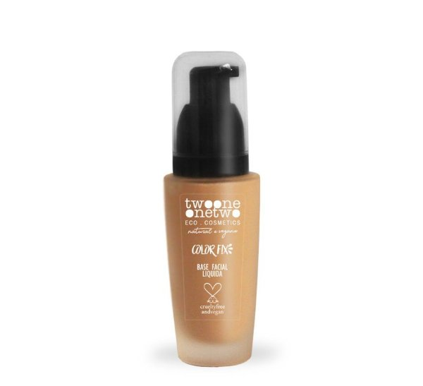 Base Facial Color Fix Makeup n° 2 - 30g - Vegana - TWOONE ONETWO