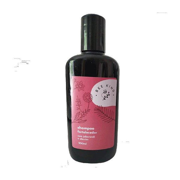 Shampoo Fortalecedor 200 ml - Vegano - Bee Kind
