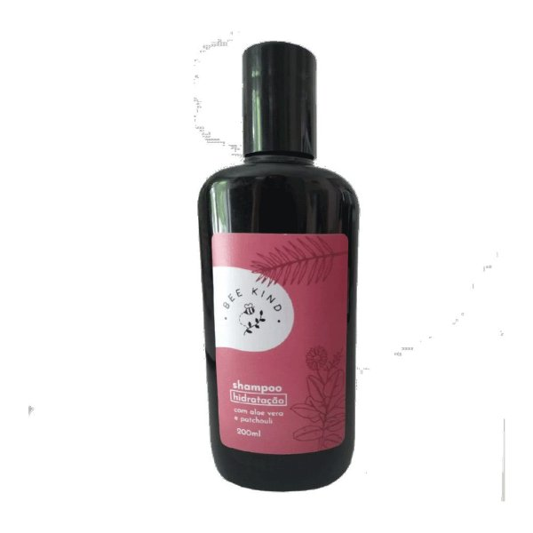 Shampoo Hidratação 200 ml - Vegano - Bee Kind