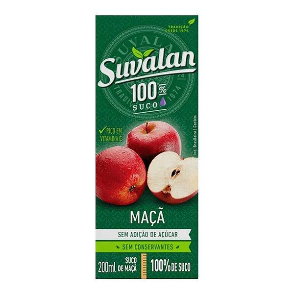 Suco de Maça - Suvalan 200ml