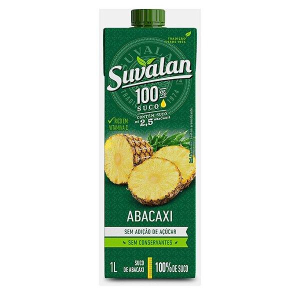 Suco De Abacaxi - Suvalan 1L