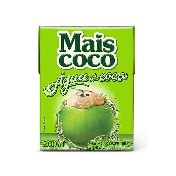 Água de Coco - Mais Coco 200ml