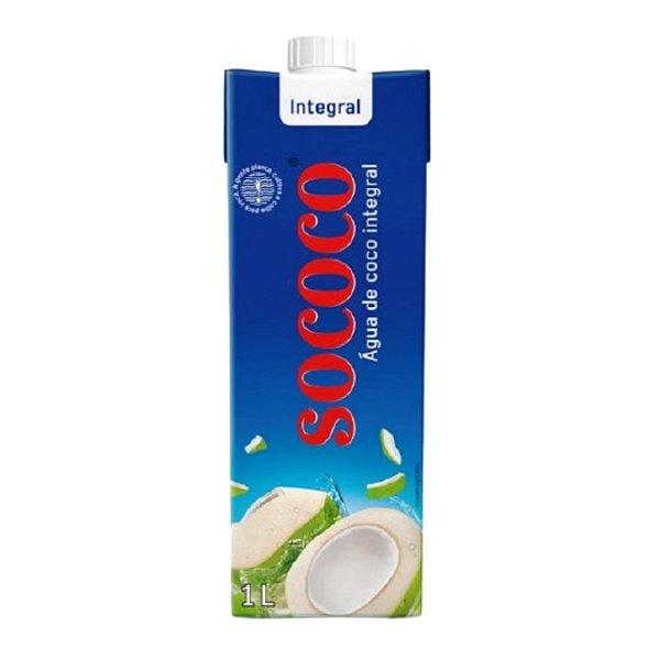 Água De Coco - Sococo 1L