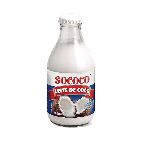 Leite De Coco RTC - Sococo 200ml
