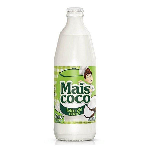 Leite de Coco - Mais Coco 500ml