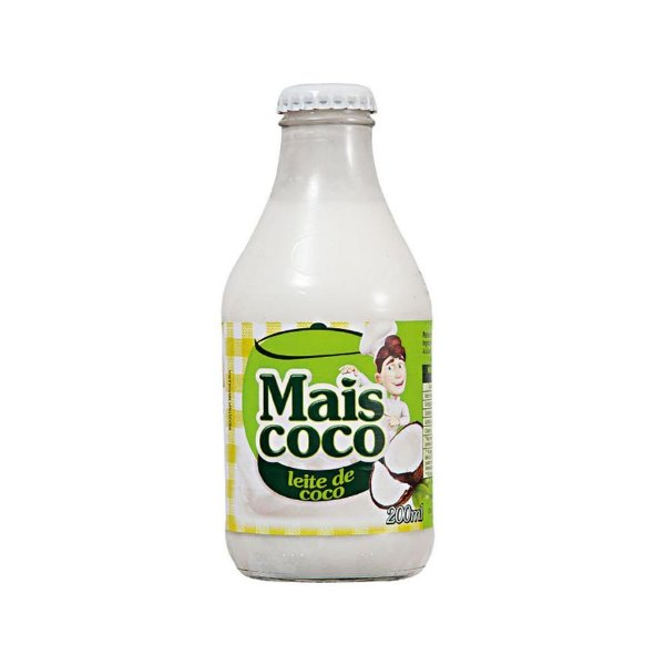 Leite de Coco - Mais Coco 200ml