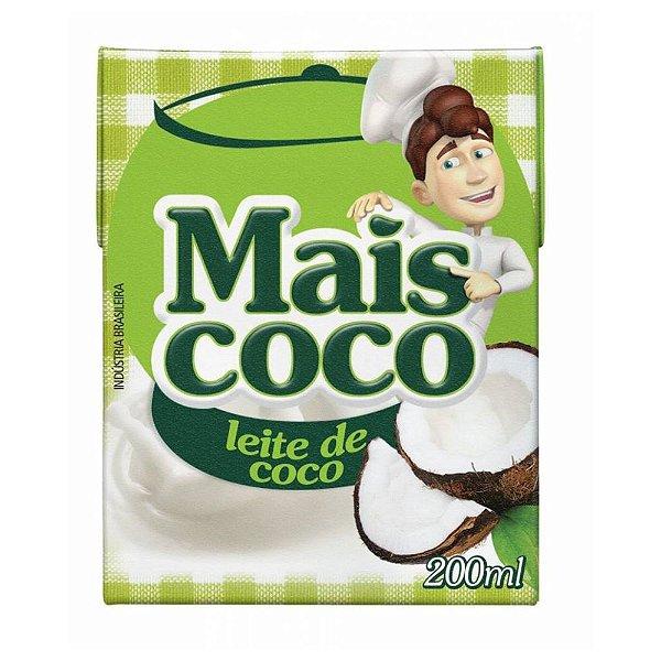 Leite de Coco TP - Mais Coco 200ml