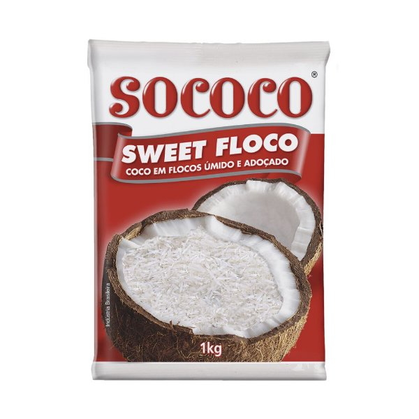 Sweet Floco - Sococo 1kg