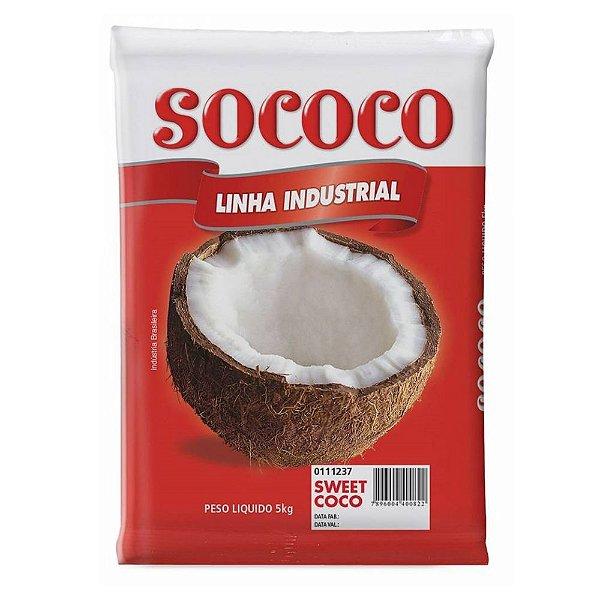 Sweet Coco Ralado - Sococo 5kg
