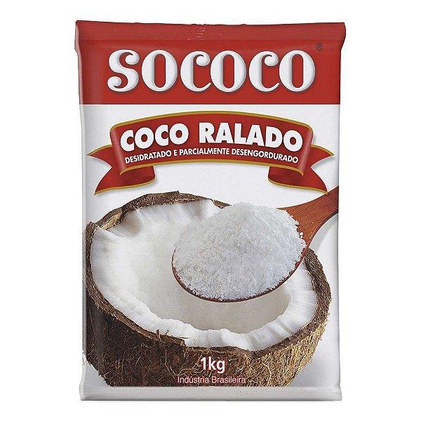 Coco Ralado - Sococo 1kg